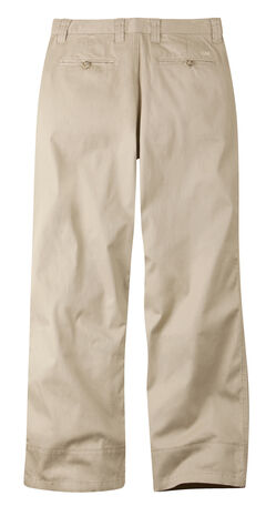Mountain Khakis Men's Tan Lake Lodge Relaxed Fit Twill Pants, , hi-res