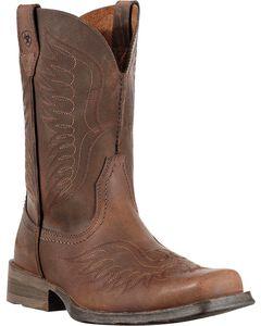 Ariat Rambler Phoenix Cowboy Boots - Square Toe, , hi-res