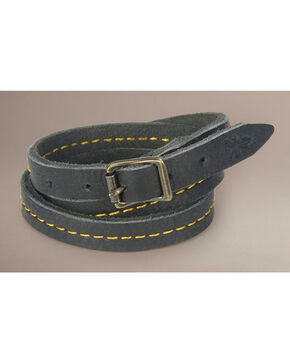 Frye Campus Wrap Cuff Bracelet, Black, hi-res