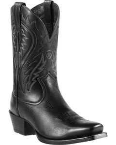 Ariat Legend Phoenix Cowboy Boots - Square Toe, , hi-res
