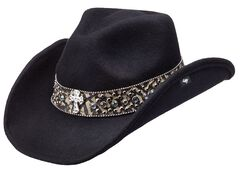 Peter Grim Lair Felt Cowgirl Hat, , hi-res