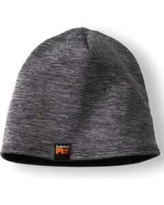 Timberland Men's Grey Recycled Stretch Fleece Beanie , , hi-res