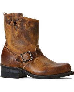 Frye Women's Engineer 8R Boots - Round Toe, , hi-res