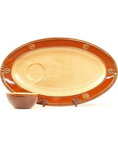 Western Moments Silverado Chip & Dip Set, , hi-res
