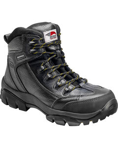 Avenger Men's Waterproof Hiker Work Boots - Composite Toe, , hi-res