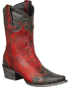 Lane Dakota Short Cowgirl Boots - Snip Toe, , hi-res