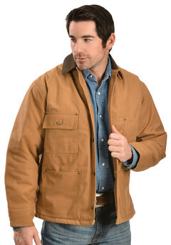 Classic Old West Styles Conceal and Carry Chore Coat, , hi-res