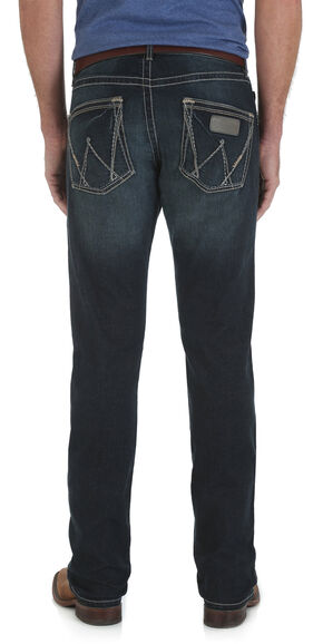 Wrangler Retro Lakeport Straight Leg Jeans - Slim Fit, Denim, hi-res