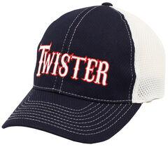 Twister Men's Logo Cap, Navy, hi-res