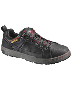Caterpillar Brode Oxford Work Shoes - Steel Toe, , hi-res