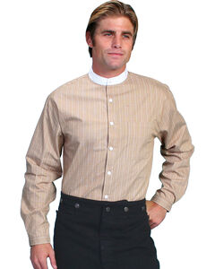Rangewear by Scully Padre Stripe Long Sleeve Shirt, , hi-res