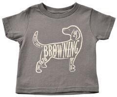 Browning Toddler Boys' Dog T-Shirt , , hi-res
