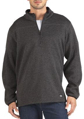 Dickies Bonded Fleece Pullover - 3XL, Grey, hi-res