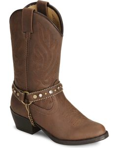 Smoky Mountain Girls' Charleston Cowboy Boots, , hi-res