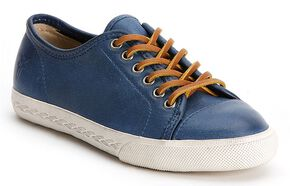 Frye Boys' Chambers Low-Lace Shoes, Blue, hi-res