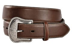 Top Hand Studded Star Concho Western Belt, , hi-res