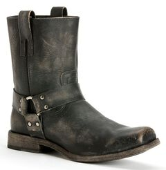 Frye Men's Smith Harness Boots - Square Toe, , hi-res