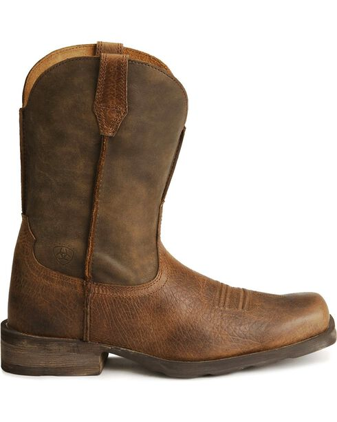 Ariat Rambler Cowboy Boots - Square Toe | Sheplers