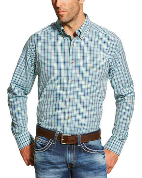 Ariat Men's Multi Barclay Shirt , Multi, hi-res