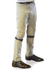 Ovation Boys' Four-Pocket EuroWeave Breeches, , hi-res