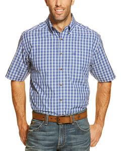Ariat Men's Gabriello Short Sleeve Shirt, , hi-res