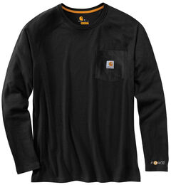 Carhartt Force Long Sleeve Work Shirt - Big & Tall, , hi-res