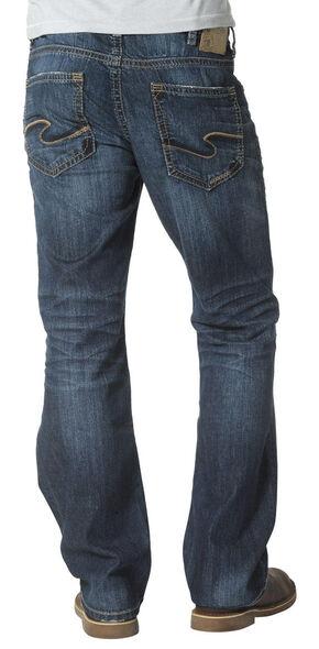 Silver Men's Craig Bootcut Jeans, Denim, hi-res