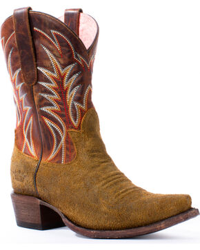 Junk Gypsy by Lane Honey Tan Dirt Road Dreamer Boots - Snip Toe, Honey, hi-res
