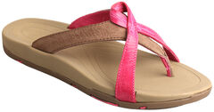 Twisted X Women's Tough Enough to Wear Pink Sandals , , hi-res