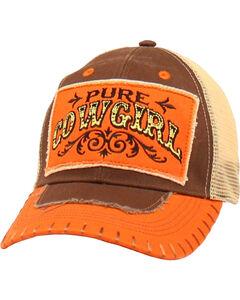 Blazin Roxx Pure Cowgirl Cap, , hi-res