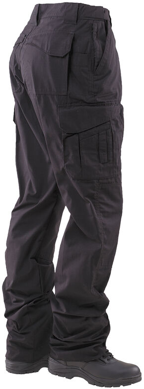 Tru-Spec Men's 24-7 Series EMS Pants, Black, hi-res