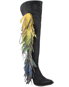 Junk Gypsy by Lane Women's Spirit Animal Tall Boots - Snip Toe , , hi-res