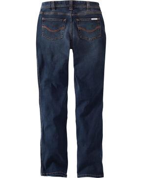 Carhartt Women's Nyona Straight Leg Jeans - Long, Indigo, hi-res