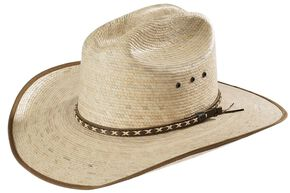 Resistol Kids' Brush Hog Jr. Cowboy Hat, Tan, hi-res