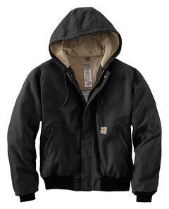 Carhartt Flame-Resistant Duck Active Hooded Jacket, , hi-res
