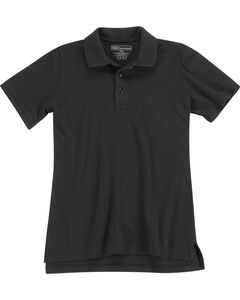 5.11 Tactical Womens Utility Short Sleeve Polo, , hi-res
