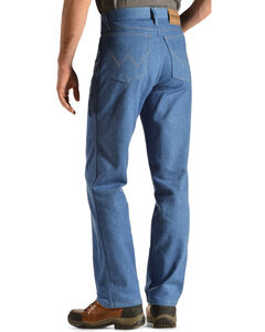 "Wrangler Jeans - Rugged Wear Classic Fit Stretch - Big 44"" to 52"" Waist, , hi-res"