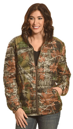 Trail Crest Women's Ultra Thurmic Silk Padded Quilted Jacket, , hi-res