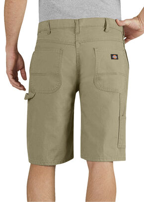 Dickies Relaxed Fit Duck Carpenter Shorts, Sand, hi-res