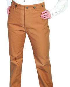 WahMaker by Scully Women's Old West Canvas Pants, , hi-res