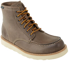 Eastland Men's Grey Lumber Up Boots , , hi-res