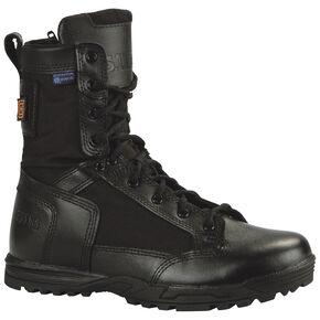 5.11 Tactical Men's Skyweight Waterproof Side-Zip Boots, Black, hi-res
