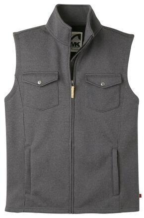 Mountain Khakis Men's Charcoal Old Faithful Vest, Charcoal Grey, hi-res