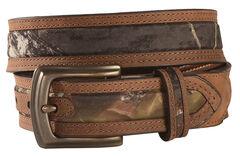 Boy's Mossy Oak Camo Belt, , hi-res