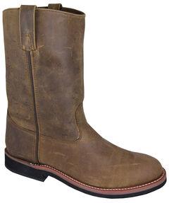 Smoky Mountain Men's Wellington Cowboy Boots - Round Toe, , hi-res