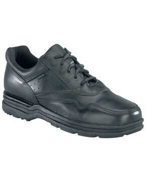 Rockport Women's Pro Walker Athletic Oxford Shoes - USPS Approved, Black, hi-res