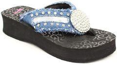 Blazin Roxx Morgan Flip Flops, , hi-res