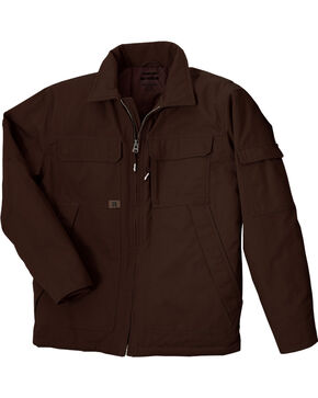 Wrangler Men's RIGGS Workwear Ranger Jacket - Big & Tall, Dark Brown, hi-res