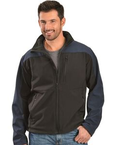 Red Ranch Men's Two-Tone Bonded Jacket, , hi-res