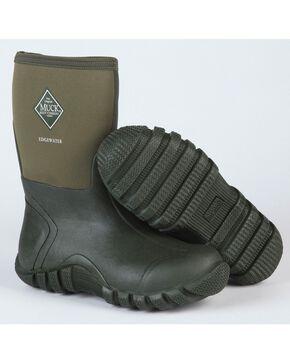 Muck Men's Moss Edgewater Mid Rubber Boots , Moss, hi-res